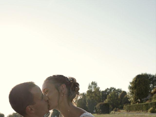 Le mariage de Anthony et Camille à Payzac, Dordogne 48