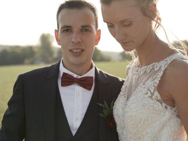 Le mariage de Anthony et Camille à Payzac, Dordogne 50