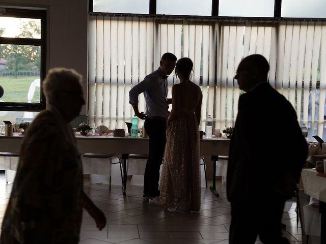 Le mariage de Anthony et Camille à Payzac, Dordogne 54