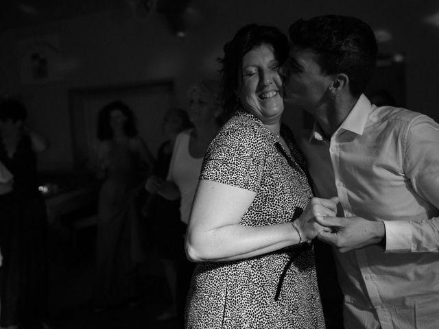 Le mariage de Anthony et Camille à Payzac, Dordogne 70