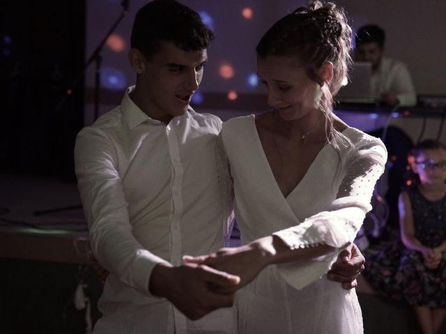 Le mariage de Anthony et Camille à Payzac, Dordogne 71