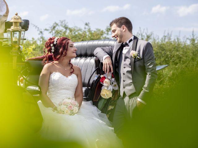 Le mariage de Clara et Stephane