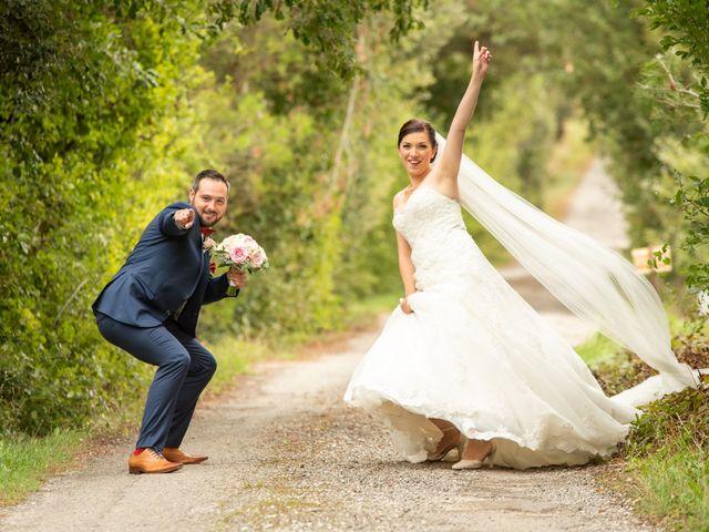 Le mariage de Dalila et Cyril
