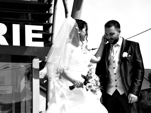 Le mariage de Jérémy et Mylène à Artas, Isère 1