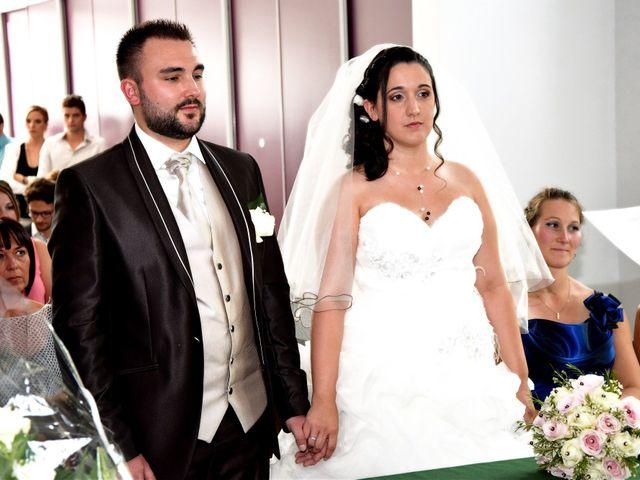 Le mariage de Jérémy et Mylène à Artas, Isère 5