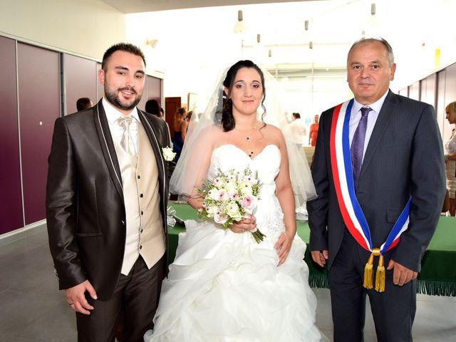 Le mariage de Jérémy et Mylène à Artas, Isère 6