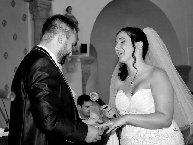 Le mariage de Jérémy et Mylène à Artas, Isère 9