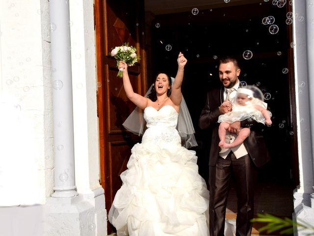 Le mariage de Jérémy et Mylène à Artas, Isère 13