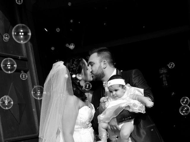 Le mariage de Jérémy et Mylène à Artas, Isère 14