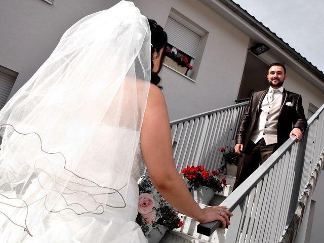 Le mariage de Jérémy et Mylène à Artas, Isère 15