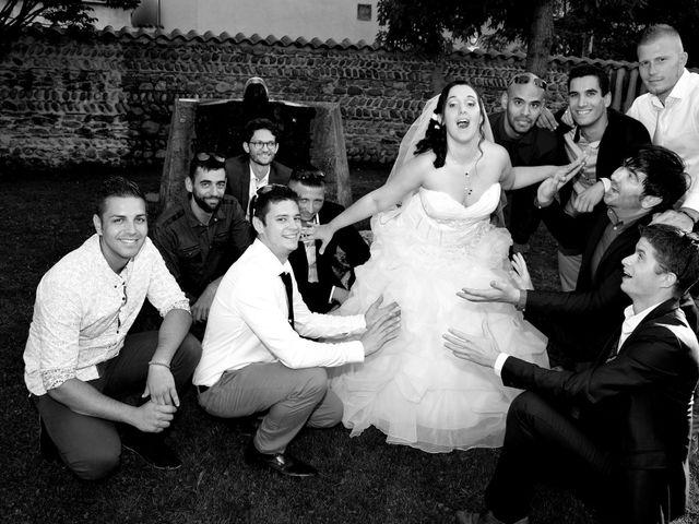 Le mariage de Jérémy et Mylène à Artas, Isère 20