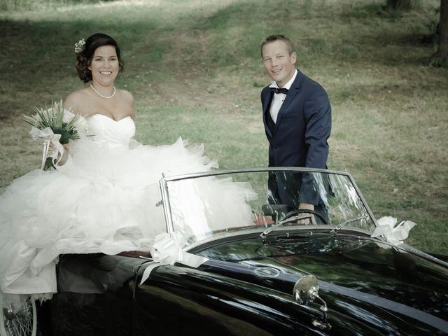 Le mariage de Justine et Anthony