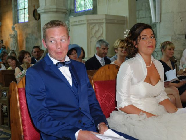Le mariage de Anthony et Justine à Roye-sur-Matz, Oise 29