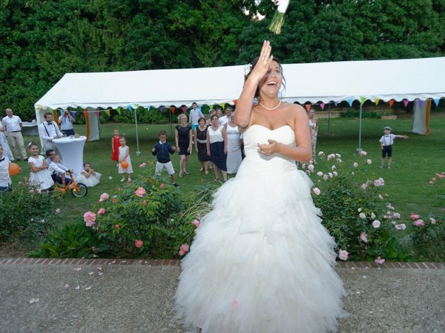 Le mariage de Anthony et Justine à Roye-sur-Matz, Oise 44