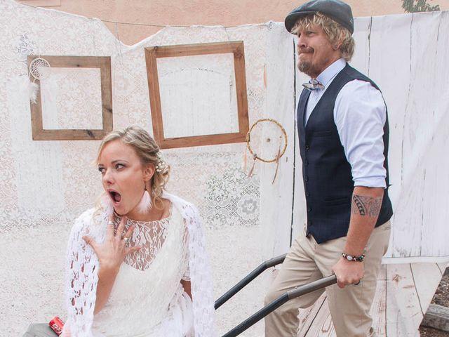 Le mariage de Brice et Christelle à Flayosc, Var 6