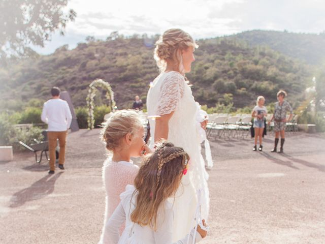 Le mariage de Brice et Christelle à Flayosc, Var 10