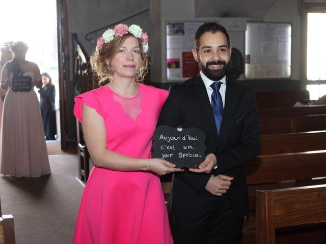 Le mariage de Lucas et Camila à Nantes, Loire Atlantique 17