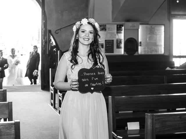 Le mariage de Lucas et Camila à Nantes, Loire Atlantique 20
