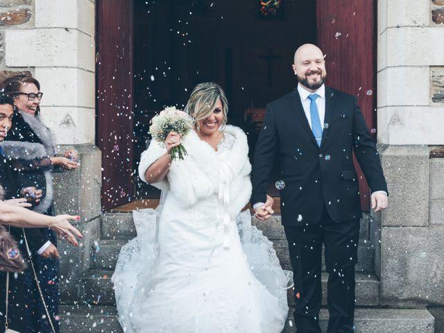 Le mariage de Lucas et Camila à Nantes, Loire Atlantique 32