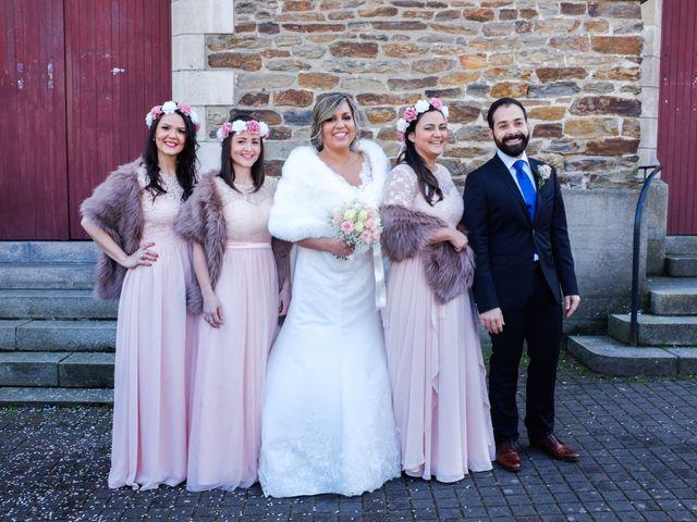 Le mariage de Lucas et Camila à Nantes, Loire Atlantique 41