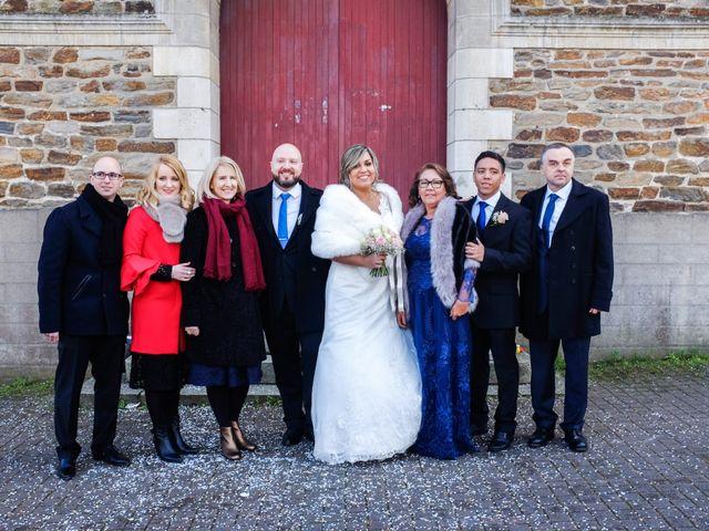 Le mariage de Lucas et Camila à Nantes, Loire Atlantique 42