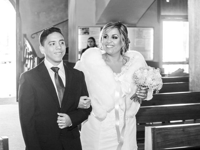 Le mariage de Lucas et Camila à Nantes, Loire Atlantique 22