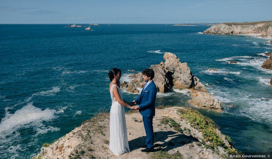 Le mariage de Joseph et Clara à Brest, Finistère