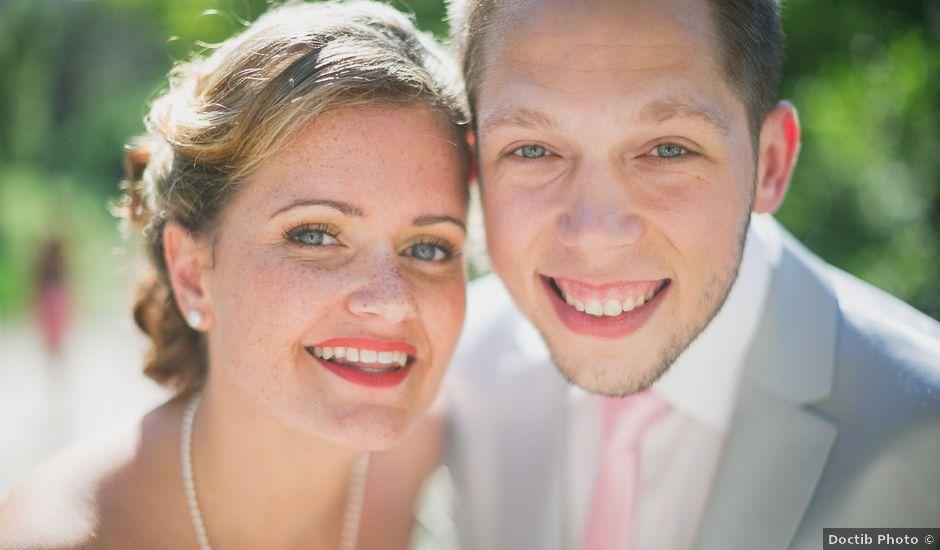 Le mariage de Anthony et Floriane à Villeneuve-Loubet, Alpes-Maritimes