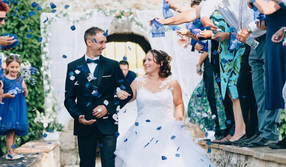 Le mariage de Thomas et Laura à Montussan, Gironde