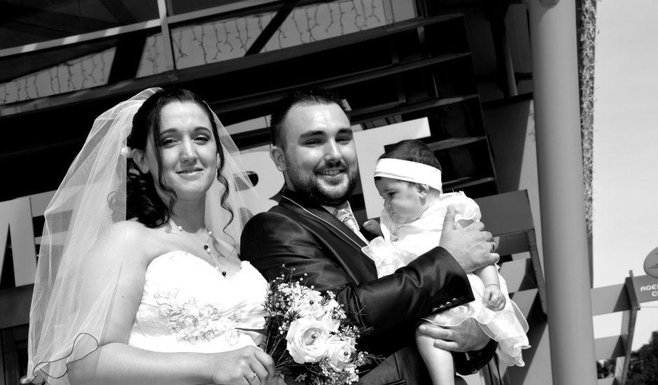 Le mariage de Jérémy et Mylène à Artas, Isère