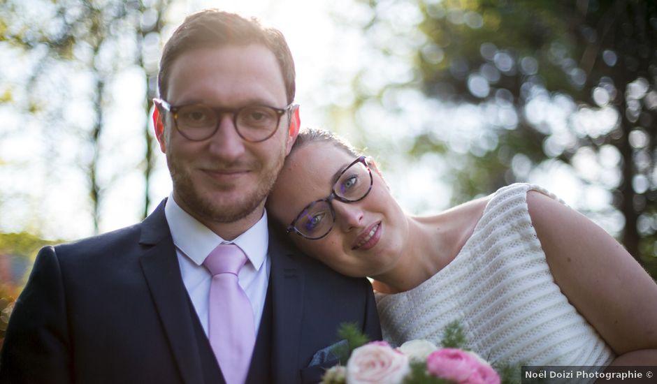 Le mariage de Guillaume et Alexandra à Douai, Nord