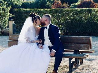 Le mariage de jessica et Kévin