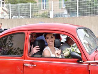 Le mariage de Joanna  et Vivien 2