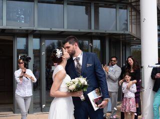 Le mariage de Joanna  et Vivien