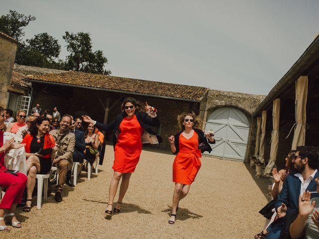 Le mariage de Aurélien et Marie à Marennes, Charente Maritime 28