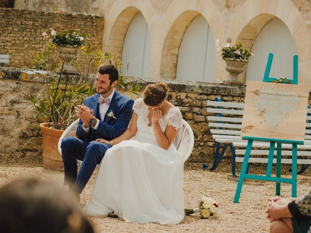 Le mariage de Aurélien et Marie à Marennes, Charente Maritime 1