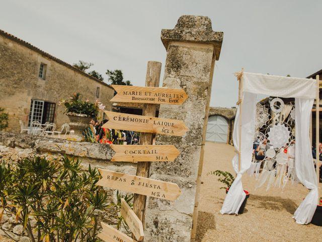 Le mariage de Aurélien et Marie à Marennes, Charente Maritime 44