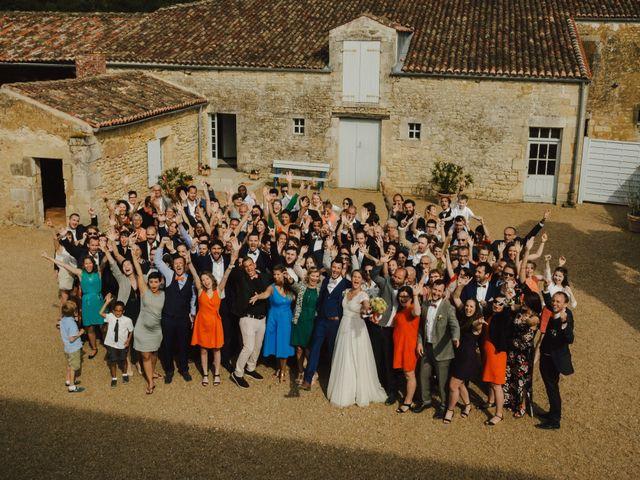 Le mariage de Aurélien et Marie à Marennes, Charente Maritime 74