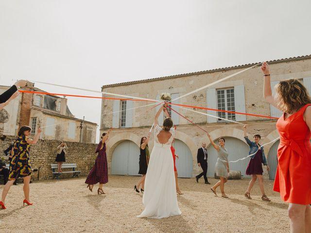 Le mariage de Aurélien et Marie à Marennes, Charente Maritime 79