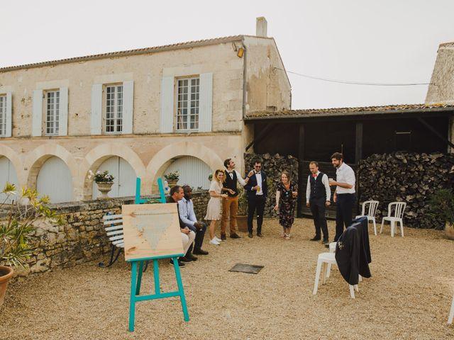 Le mariage de Aurélien et Marie à Marennes, Charente Maritime 84