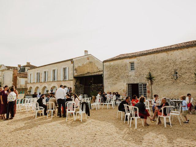 Le mariage de Aurélien et Marie à Marennes, Charente Maritime 85