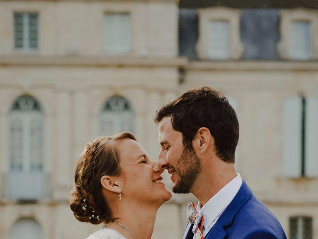 Le mariage de Aurélien et Marie à Marennes, Charente Maritime 86