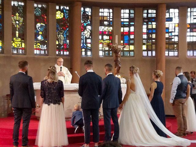 Le mariage de Samuel et Emilie à Staffelfelden, Haut Rhin 12