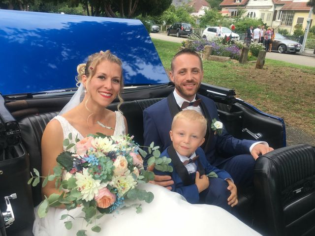 Le mariage de Samuel et Emilie à Staffelfelden, Haut Rhin 13