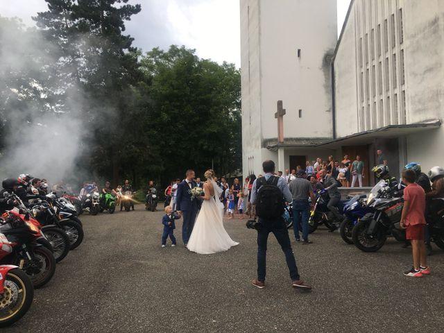 Le mariage de Samuel et Emilie à Staffelfelden, Haut Rhin 14