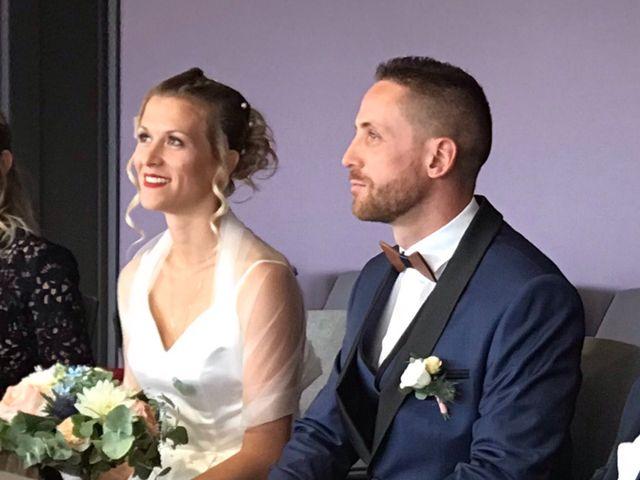 Le mariage de Samuel et Emilie à Staffelfelden, Haut Rhin 16