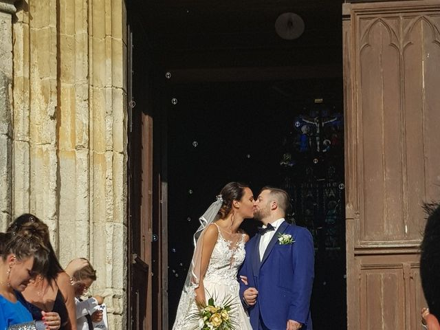 Le mariage de Gael et Manon à Pamproux, Deux-Sèvres 3