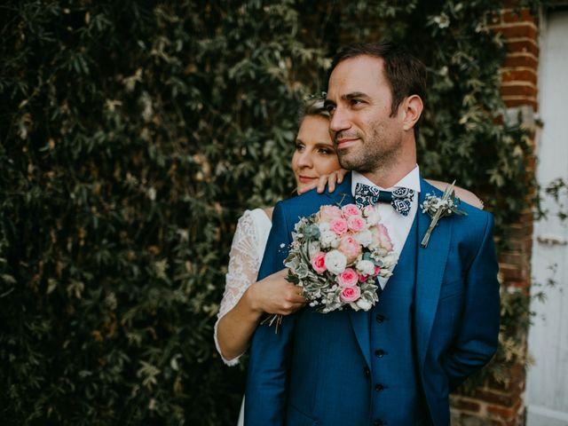 Le mariage de Elsa et Laurent
