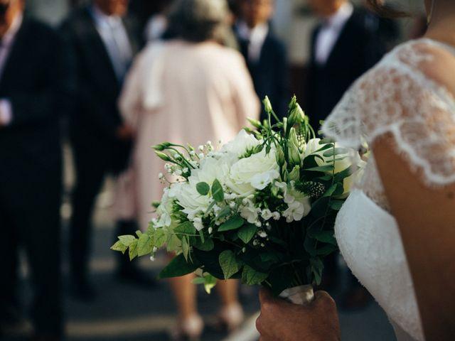 Le mariage de Benjamin et Marie à La Villeneuve-en-Chevrie, Yvelines 3