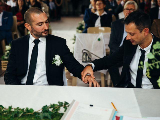 Le mariage de Benjamin et Marie à La Villeneuve-en-Chevrie, Yvelines 10
